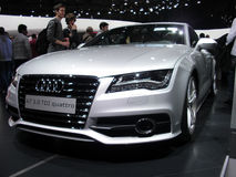 New Audi A7 Royalty Free Stock Photo