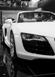 New Audi R8 quattro, Spyder, sports car Royalty Free Stock Image
