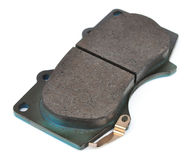 New auto brake pads Stock Images