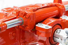 New auto parts for cars Royalty Free Stock Image