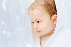 The new baby boy Royalty Free Stock Images