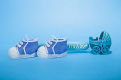New Baby Boy Stock Images