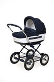 New baby carriage Stock Image