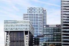 New Babylon Hotel. Hague Royalty Free Stock Image