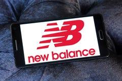 New balance logo Royalty Free Stock Images