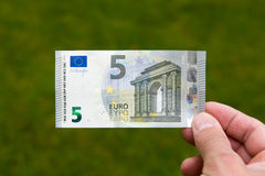 New banknote Royalty Free Stock Photos