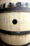 New barrel Royalty Free Stock Image
