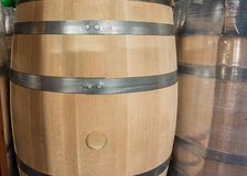 New Barrel with Bung Royalty Free Stock Images