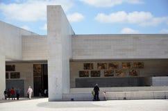 The new Basilica of Fatima Royalty Free Stock Photo