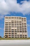 New Beach Condominiums Royalty Free Stock Photography