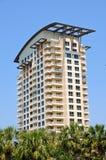 New Beach Highrise Condos Stock Photos