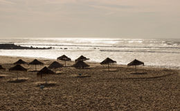 New beach Royalty Free Stock Photography