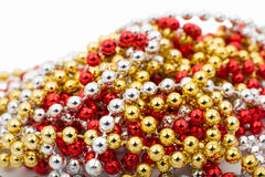 New beads Royalty Free Stock Photography