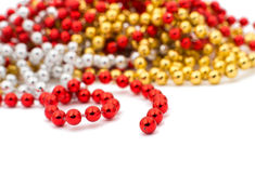 New beads Stock Photography