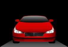 New beautiful car Stock Images