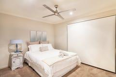 New bedroom Royalty Free Stock Photos