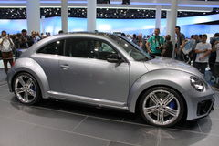 New Beetle Royalty Free Stock Photo