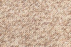 Beige - brown carpet texture Stock Photos