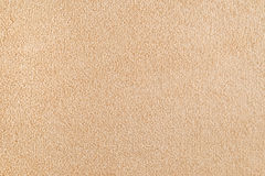 New beige carpet texture Royalty Free Stock Photo