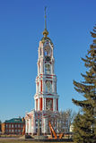 New Belfry of Kazan Monastery Stock Images