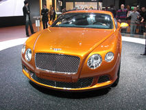 New Bentley Continental GT Stock Photography