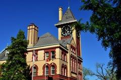 New Bern, NC: City Hall Royalty Free Stock Photography