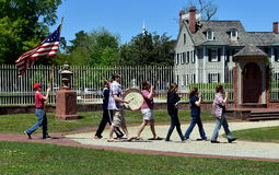 Fife And Drum Corps Royalty Free Stock Photography - Image: 1092197