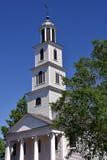 New Bern, NC: 1822 First Presbyterian Church Royalty Free Stock Photos