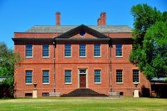 New Bern, NC: 1770 Tryon Palace Royalty Free Stock Image