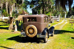 New Bern, NC: Vintage Model A Ford Stock Photos