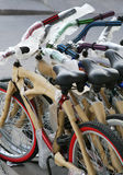 New Bicycles Stock Image