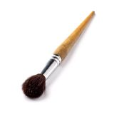 Paint brush on white background Stock Photography