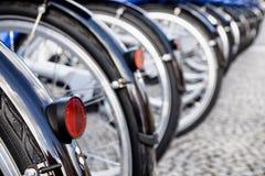 New bikes Stock Image