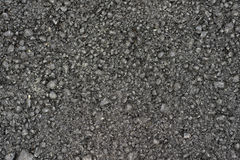 New black rough asphalt Royalty Free Stock Image