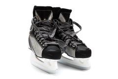 New black skates Stock Photos