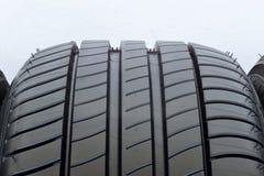 New black wheel Royalty Free Stock Photo