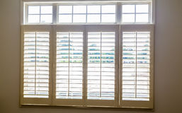 New Blinds Stock Photo