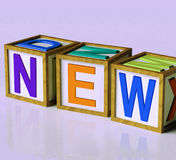 New Blocks Show Latest Contemporary. New Blocks Showing Latest Contemporary Or Newly Added Stock Images