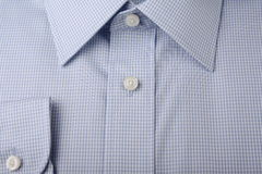 New Blue Shirt Royalty Free Stock Photo