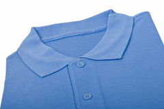 New blue shirt Stock Image