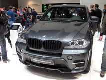 New BMW X5 Stock Image