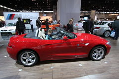 New BMW Z4 Stock Image