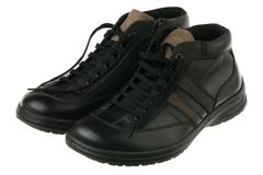 New boots Stock Photography