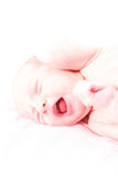 New born baby Stock Photos