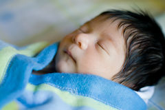 New born baby Royalty Free Stock Photos