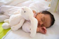 New born baby Stock Photo