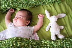 New born baby Royalty Free Stock Photos