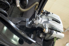 New Brake Caliper Stock Image