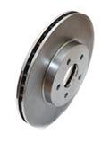 New brake disc Royalty Free Stock Photos