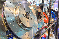 New brake disc Royalty Free Stock Images